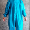 Reusable PPE suit made from 90 GSM fabric